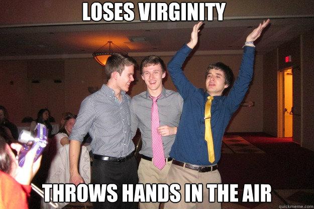 Self pledges of virginity