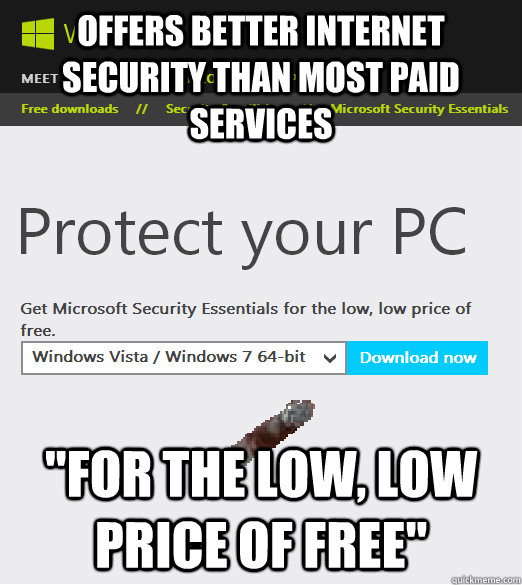 Offers better internet security than most paid services