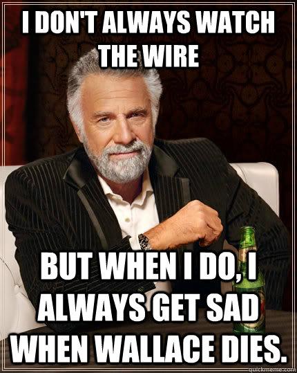 4824b472fa8c6b01a43a775fe439d8f4c5922297d1e9623aaad9c3ba9ba6d47c i don't always watch the wire but when i do, i always get sad when