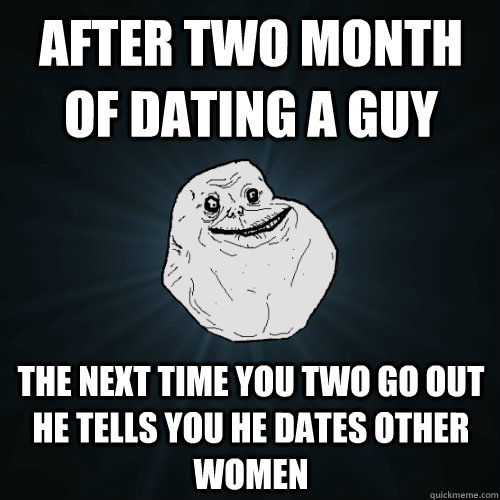 he disappeared after two months of dating
