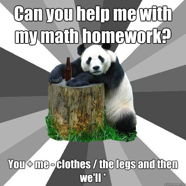Help with homework please!?