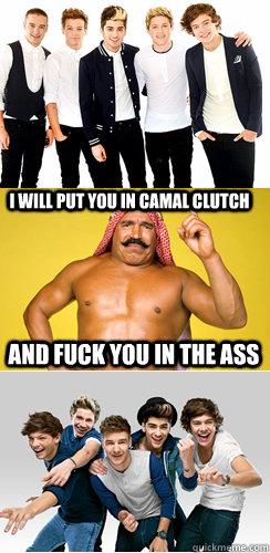 Iron Sheik You Are Gay And Faggot 68