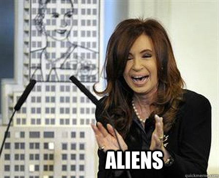 aliens - aliens  Kris