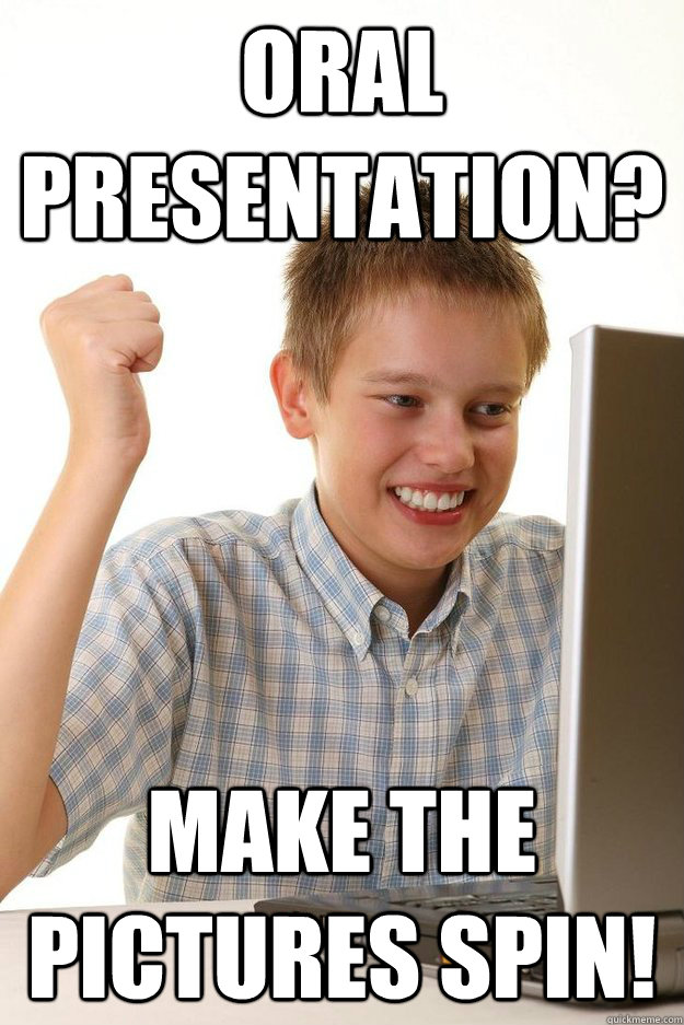 Image result for funny student memes oral presentation