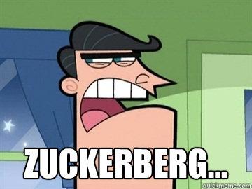 Zuckerberg...   Dinkleberg
