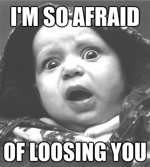 you scared meme - photo #35