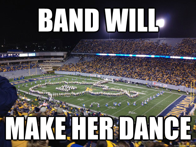Band will make her dance - Band will make her dance  Misc