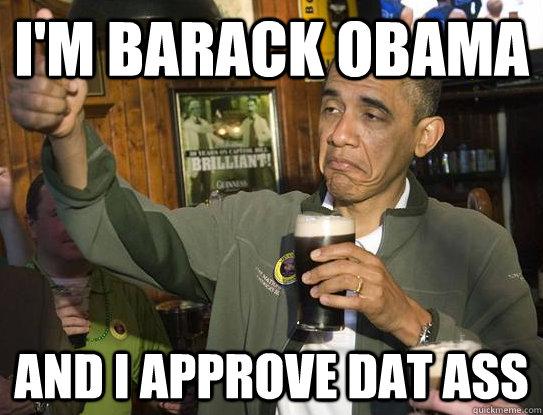 Barack obama is an asshole