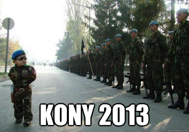 KONY 2013 -  KONY 2013  Army child