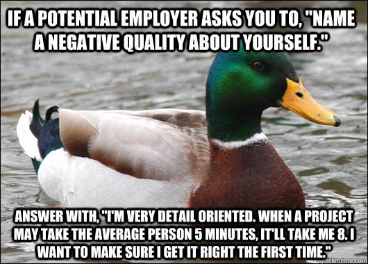 If a potential employer asks you to,