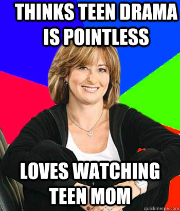 Teen Mom Pointless Banter Home 60