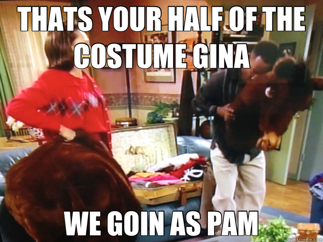 we like martin and pam relationship