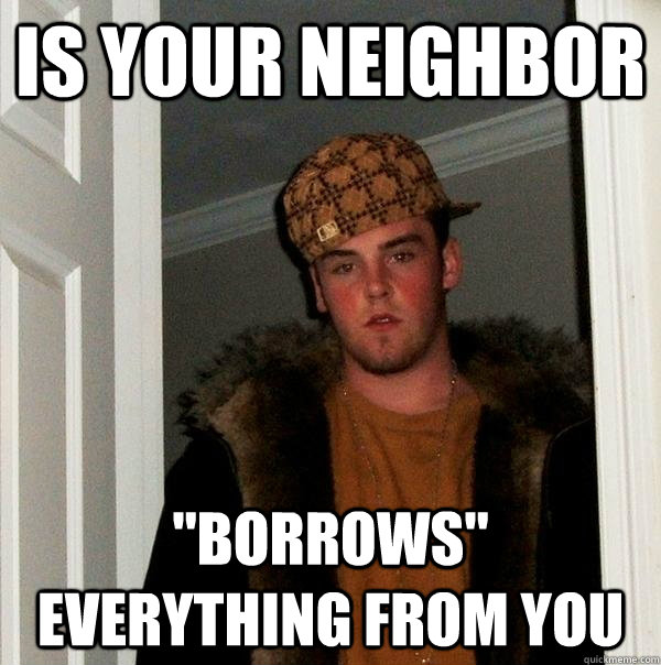 is your neighbor