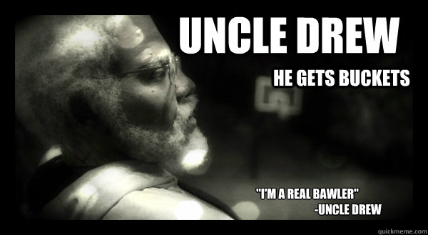 Uncle Drew He Gets buckets