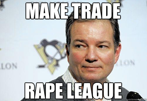 Make Trade Rape League