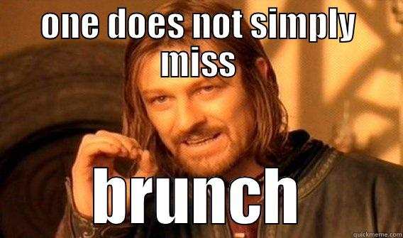 Image result for brunch meme