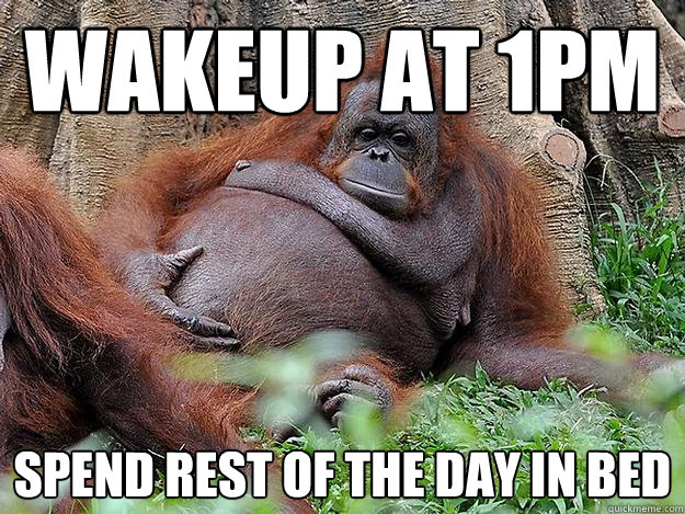 Bloods Meme: Having at Least One Lazy Day Per Week Can Help Reduce ...