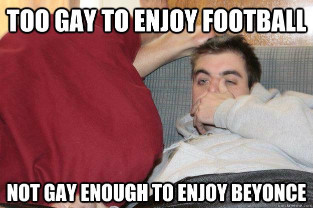 Beyonce Gay Guy 91