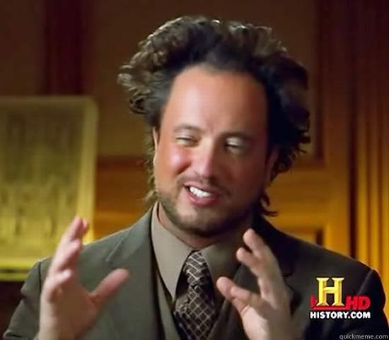 NALTREXONE Ancient Aliens