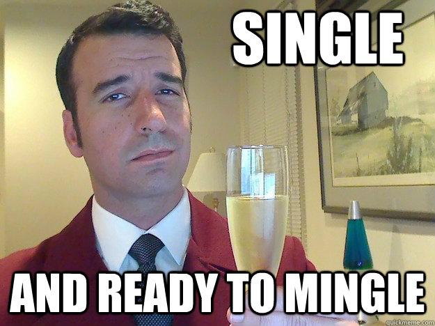 ready to mingle