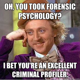Forensic Psychology best majors to go into