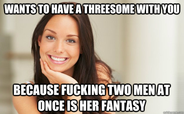 Wife Wants A Three Some