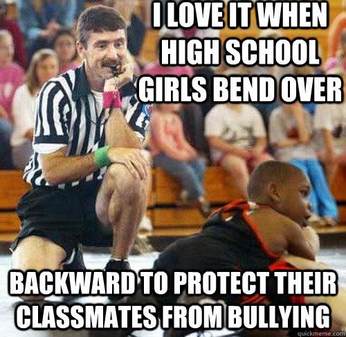 Authoritative point teen girls bent over backwards can