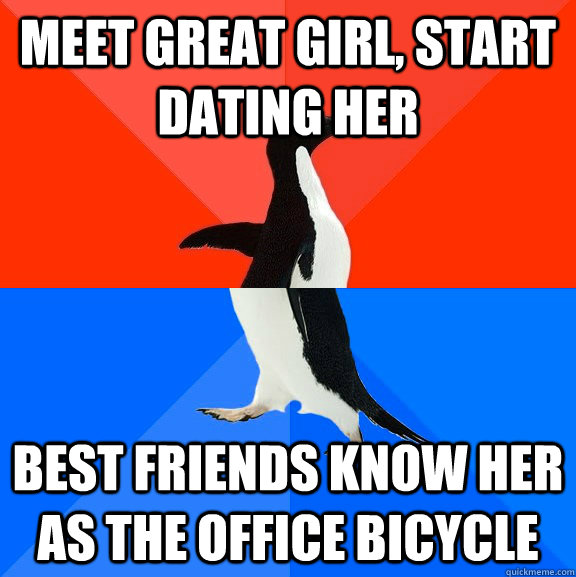happens when best friends start dating