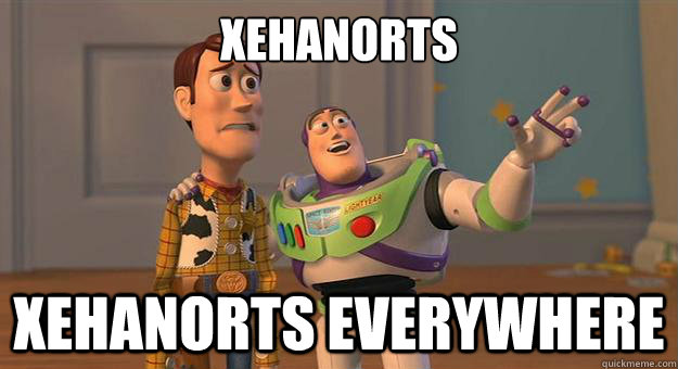 Xehanorts Xehanorts everywhere - Xehanorts Xehanorts everywhere  Marshmallows. Marshmallows everywhere.
