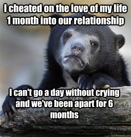 3 months into a relationship