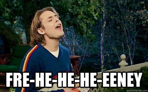 FRE-HE-HE-HE-EENEY -  FRE-HE-HE-HE-EENEY  Feeny Call