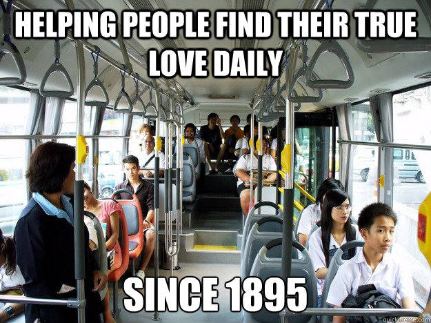 Helping people find their true love daily Since 1895 - Helping people find their true love daily Since 1895  Misc
