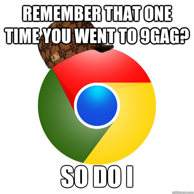 Remember that one time you went to 9gag? So do i