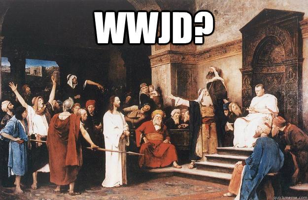 WWJD?  - WWJD?   Misc