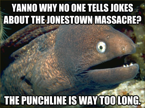 jonestown jokes