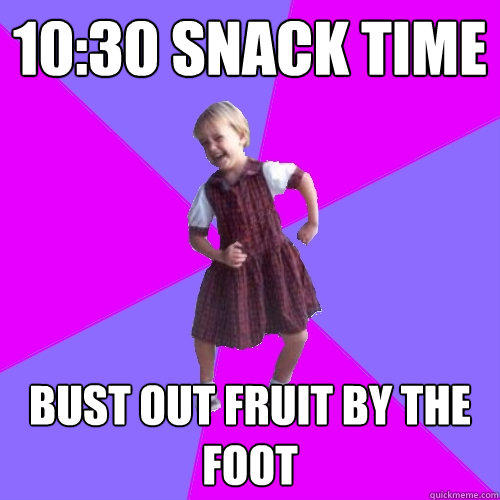10:30 snack time bust out fruit by the foot - 10:30 snack time bust out fruit by the foot  Socially awesome kindergartener
