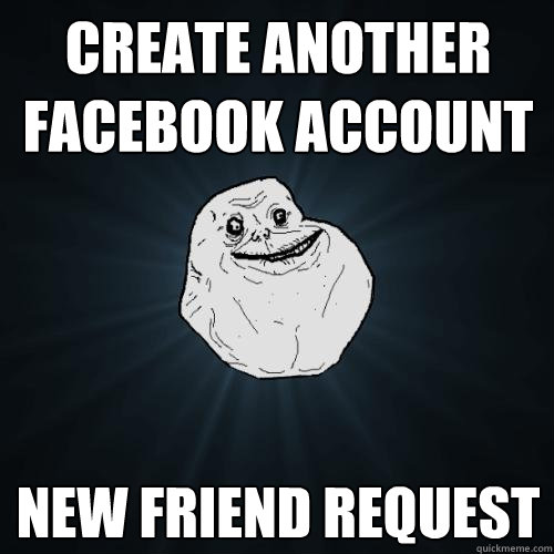 create another fb account