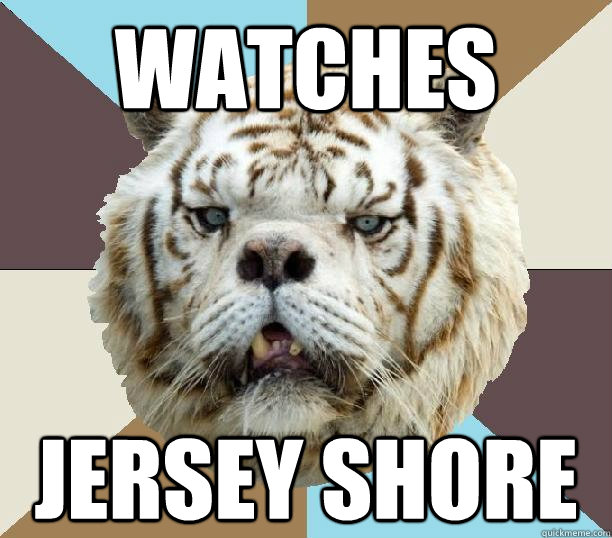 Watches Jersey shore