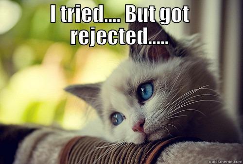 date rejection quickmeme