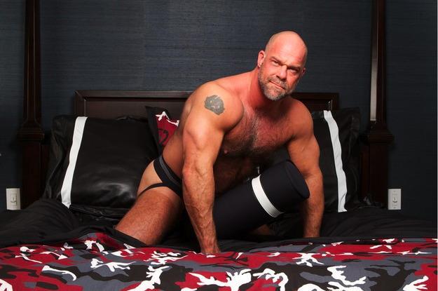 Male power bottom
