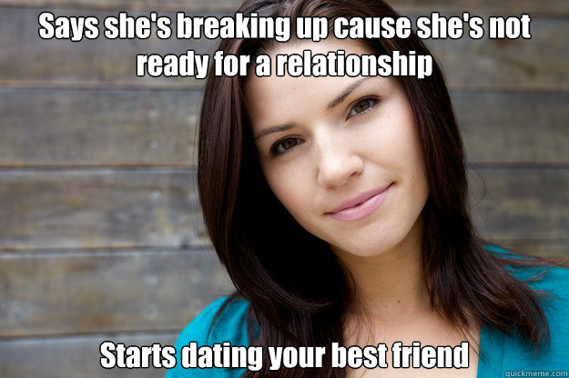 Dating a girl for four years how to break up