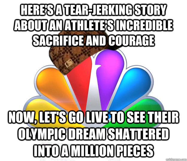 Here's a tear-jerking story about an athlete's incredible sacrifice and courage Now, let's go live to see their Olympic dream shattered into a million pieces