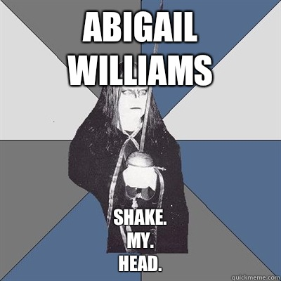 Abigail williams Shake. My.  Head.  - Abigail williams Shake. My.  Head.   Black Metal Guy
