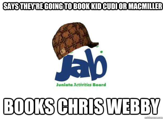 Says they're going to book kid cudi or macmiller books chris webby - Says they're going to book kid cudi or macmiller books chris webby  Misc