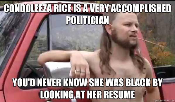 Condoleezza Rice Mini Biography