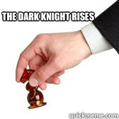 The Dark Knight Rises - The Dark Knight Rises  The Dark Knight Rises