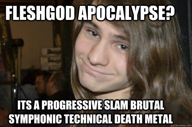 fleshgod apocalypse its a progressive slam brutal symphonic technical
