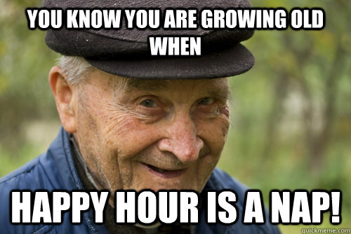 Happy Old Man Memes Quickmeme