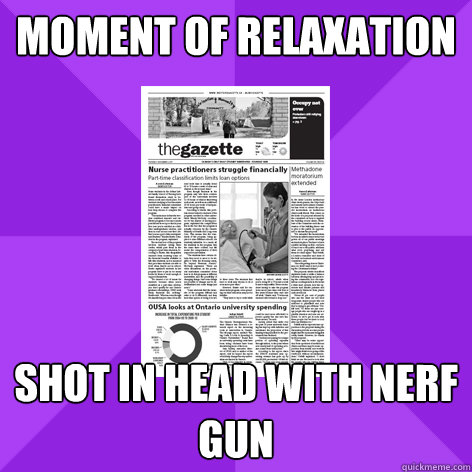 Nerf is a far greater universe than I ever imagined. Mind = blown - Off  Topic - Turtle Rock Forums