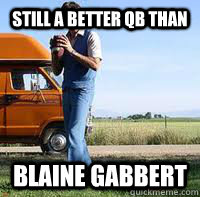 still a better qb than blaine gabbert